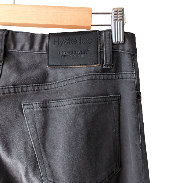 Undercover x Hysterics Charcoal Jeans