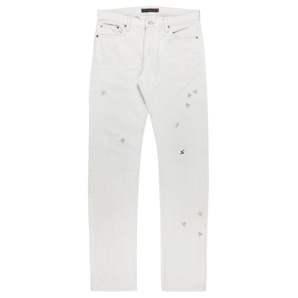 "Undercover Insect Corduroy Jeans - AW06 ""BBV GURUGURU"""