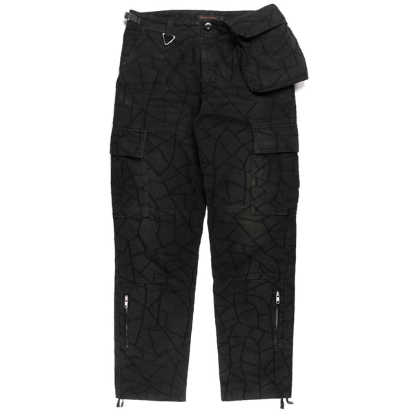 "Undercover Geometric Cargo Trouser - AW03 ""Paperdoll"""