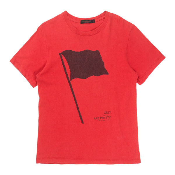 "Undercover Black Flag Tee - AW03 ""Paperdoll"""