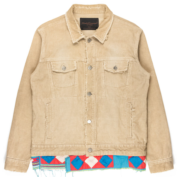 "Undercover ""Scab"" Corduroy Trucker Jacket - SS03 ""Scab"""