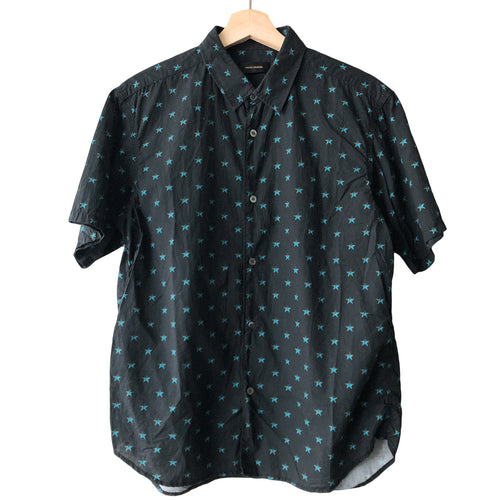 Undercover Star Button Up - SS14