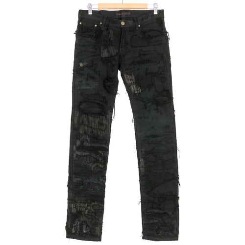 "Undercover 85 Jeans - AW05 ""Arts and Crafts"""