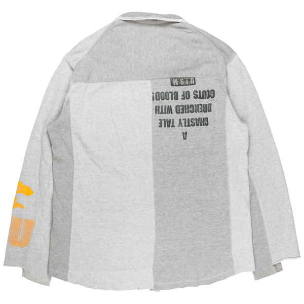 "Undercover Hybrid Shirt - AW03 ""Paperdoll"""