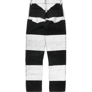 "Undercover Painted Corduroy Prisoner Jeans - AW96 ""Wire"""