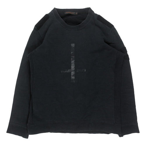 Undercover Upside Down Cross Crewneck - AW02