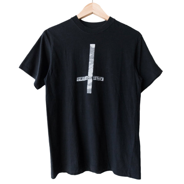 Undercover Upside Down Cross Tee