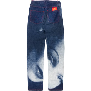 "Vivienne Westwood Marlene Dietrich Denim - AW92 ""Always on Camera"""