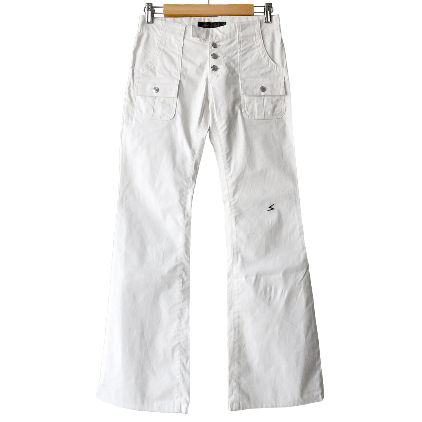 Undercover Bush Flared Cargo Trouser - SS06