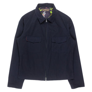 Yohji Yamamoto Y's For Men Reversible Floral Work Jacket