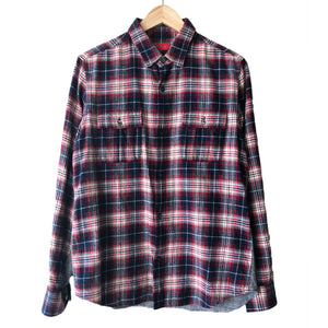 "Undercover ""Zamiang"" Cut & Sew Flannel - AW15 ""No (B)orders"""
