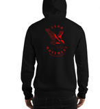 FEND eagle hoodie front view mens