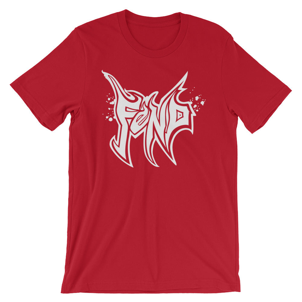FEND full energy no drugs t-shirt as designed by twiztid front view