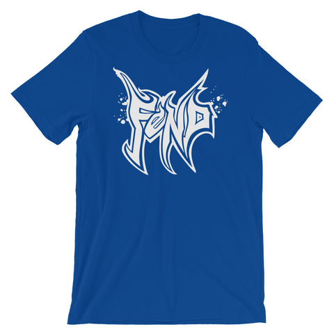 FEND don't get high get twiztid t-shirt in blue front