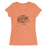 FEND People Before Profits Women's T-Shirt