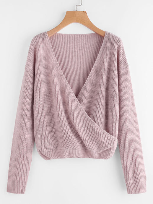 Light Pink Ruffle Sleeve