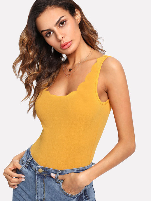 Trim Tank Bodysuit