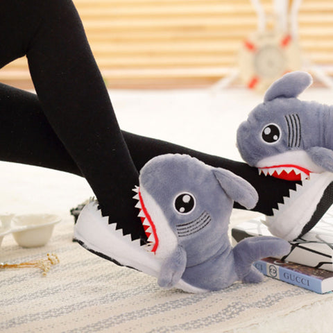 Buy the Shark Slippers at Koobee