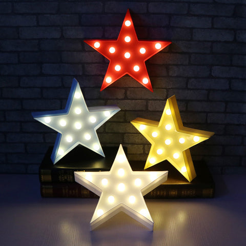 Buy the Star LED 3D Night Light