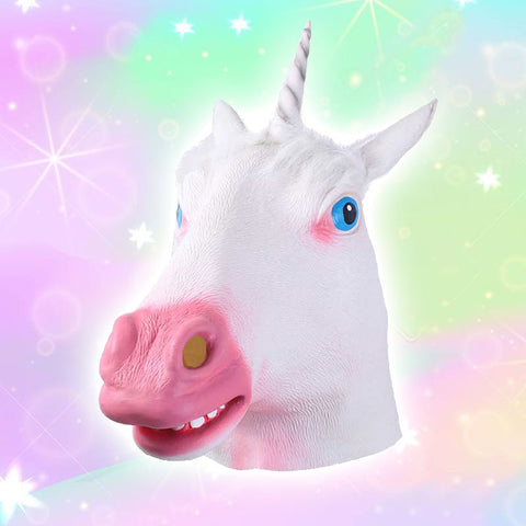 Buy the Unicorn Mask at Koobee