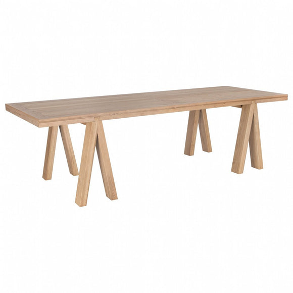 Uniqwa - Barbados Dining Table - Oak