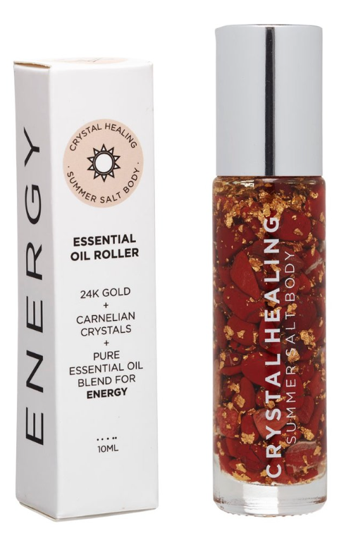 Summer Salt Body - Energy Essential Oil Roller