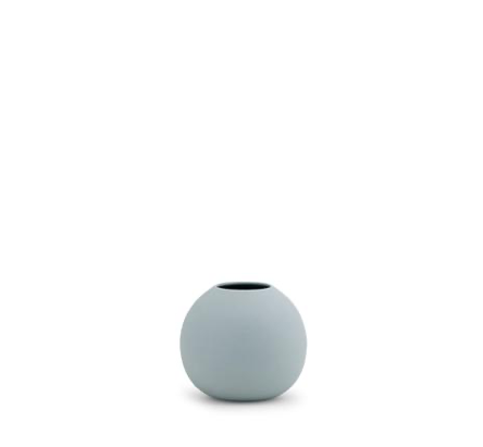 Marmoset Found - Cloud Bubble Vase - Lt Blue - Small