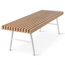 Globe West - Gus Transit Bench - Natural Ash