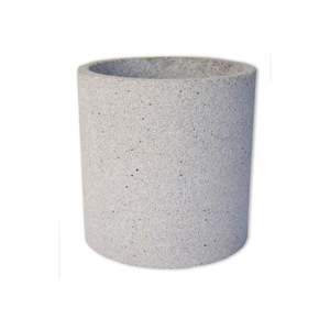 Zakkia Concrete Pot - Natural