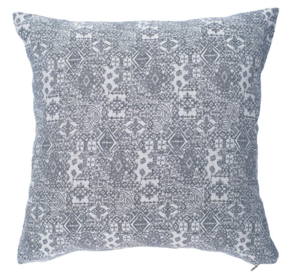 Eadie Lifestyle - Drift Cushion - Steel Grey