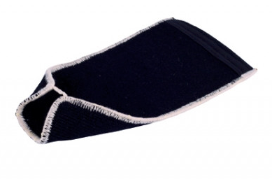 Saison Massage Glove - Black Goat Hair