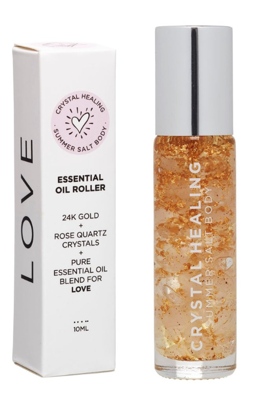 Summer Salt Body - Love Essential Oil Roller