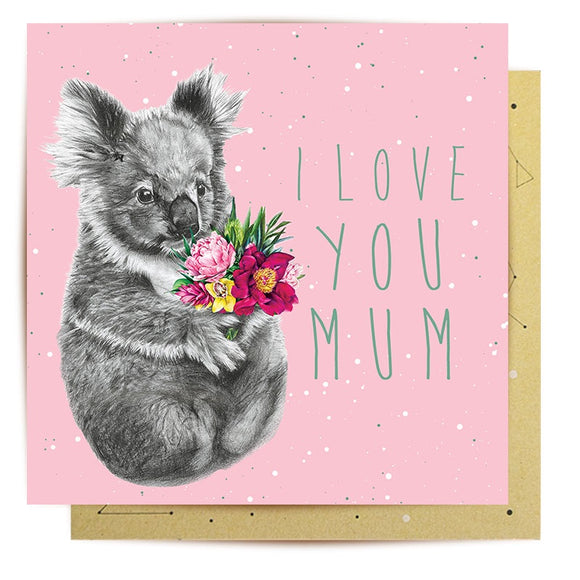 La La Land - Lenny Koala Love You Mum