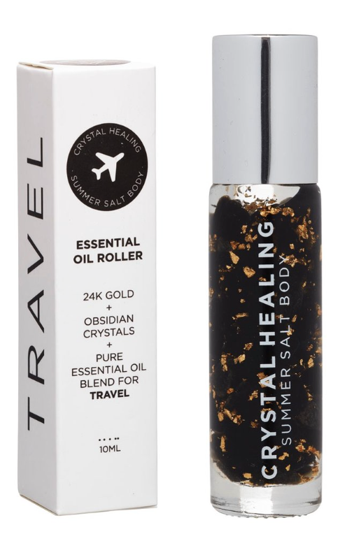 Summer Salt Body - Travel Essential Oil Roller