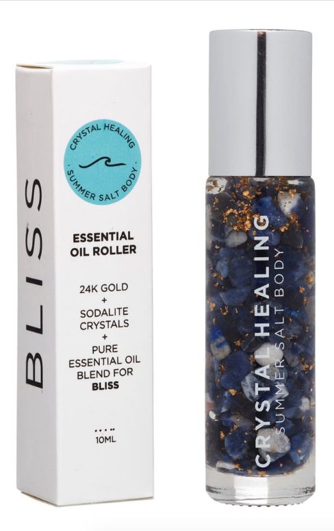 Summer Salt Body - Bliss Essential Oil Roller