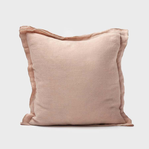Eadie Lifestyle - Duple Cushion - Soft Clay 50x50