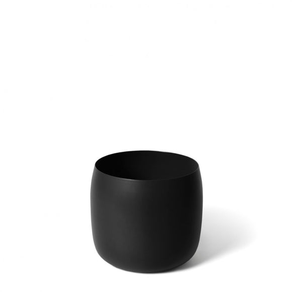 Lightly - Planter/Vessel - Black