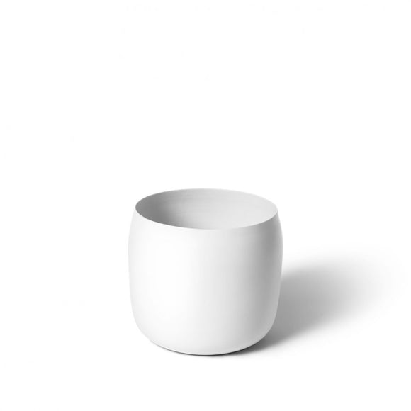 Lightly - Planter/Vessel - White