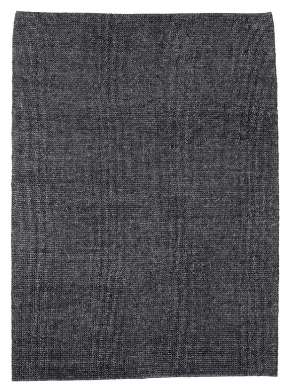Armadillo & Co - Sierra Weave Rug - Charcoal
