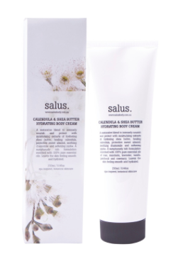 Salus - Calendula & Shea Butter Hydrating Body Cream - 250ml