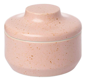 Zakkia Pink Speckle Container