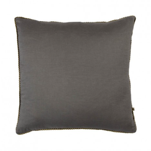 Bonnie and Neil - Cushion - Granite Linen