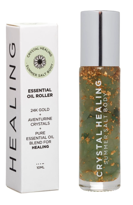 Summer Salt Body - Healing Essential Oil Roller