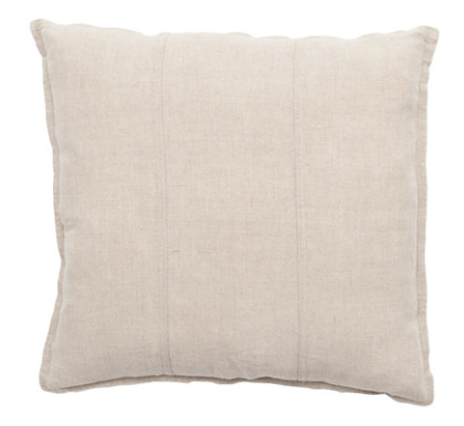 Eadie Lifestyle - Linen Cushion - Natural - 50cm x 50cm