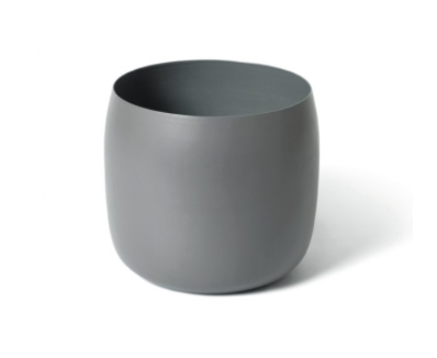 Lightly - Planter/Vessel - Grey
