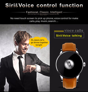 Vestmadra K88H Smart Watch IPS  for IOS Android
