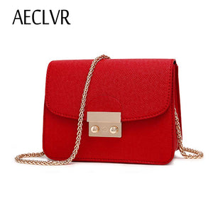 AECLVR Small Women Bags PU leather - Always Happy Shopping