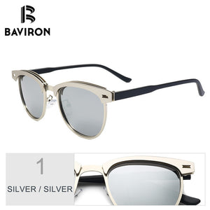 Fashionable women's sunglasses in metal frames - Always Happy Shopping