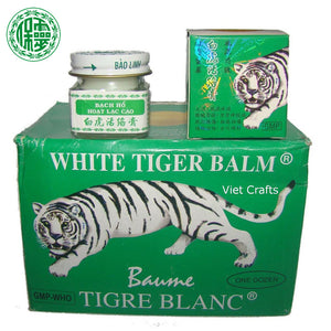 3PCS Original BaoLin Brand Vietnam white tiger balm - Always Happy Shopping