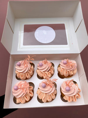 THE BUTCHERS DAUGHTER CUPCAKES!
